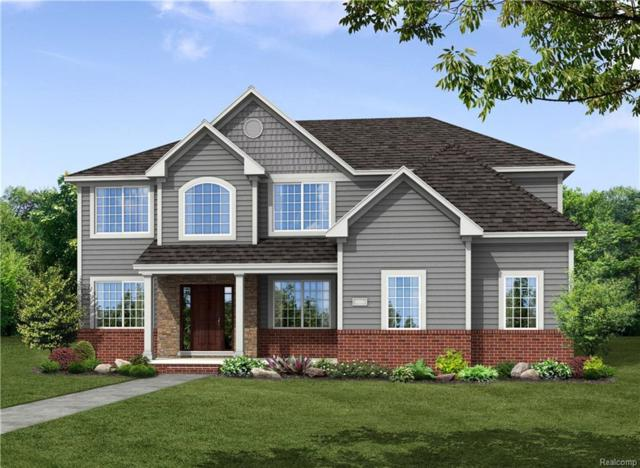 433 Golfside Drive, Oxford Twp, MI 48371 (#217099494) :: The Buckley Jolley Real Estate Team