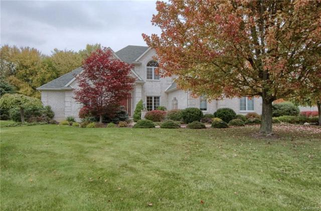 2139 Country Club Circle, Frenchtown Twp, MI 48162 (MLS #217099787) :: The Toth Team