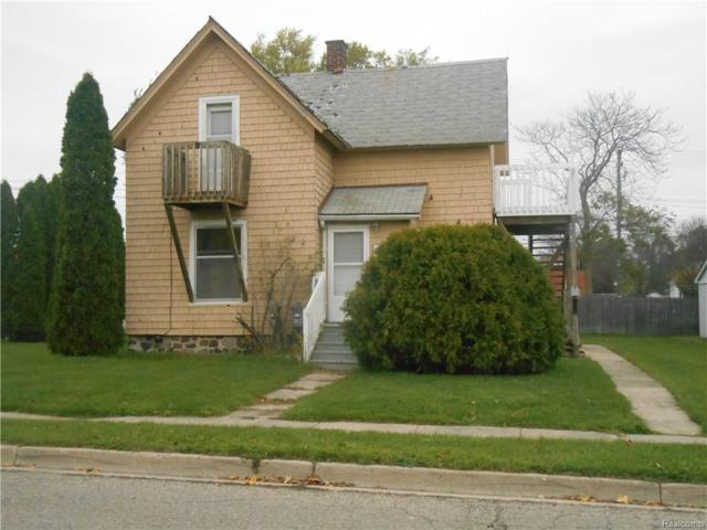 239 E Lafayette Street S, Romeo Vlg, MI 48065 (#217101446) :: The Mulvihill Group
