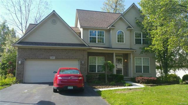 1401 Remsing Street, Hartland Twp, MI 48353 (#217101513) :: The Buckley Jolley Real Estate Team