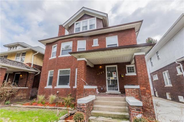 1723 Longfellow Street, Detroit, MI 48206 (#217102016) :: Metro Detroit Realty Team | eXp Realty LLC