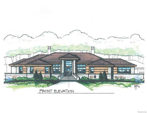 2719 Turtle Ridge Drive, Bloomfield Twp, MI 48302 (#217103072) :: Simon Thomas Homes