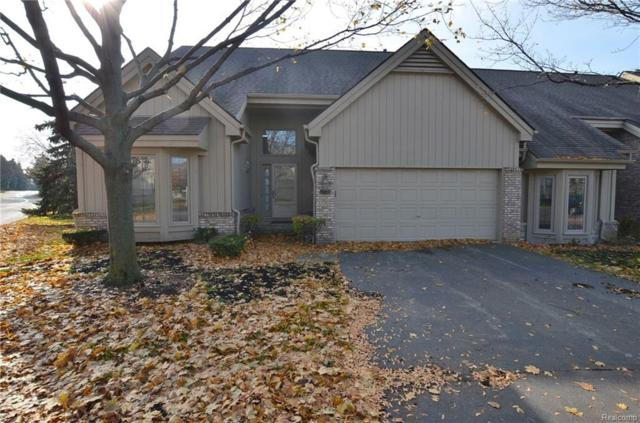 24487 Martel, Farmington Hills, MI 48335 (#217103130) :: RE/MAX Nexus
