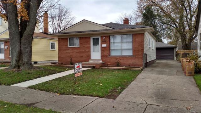 1452 E Woodruff Avenue, Hazel Park, MI 48030 (#217103157) :: RE/MAX Nexus
