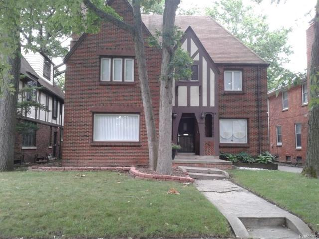18100 Muirland Street, Detroit, MI 48221 (#217103181) :: Metro Detroit Realty Team | eXp Realty LLC