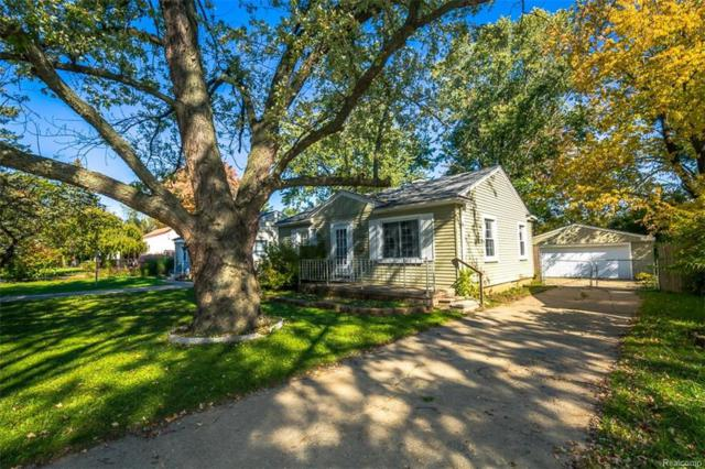 4106 Elmhurst Avenue, Royal Oak, MI 48073 (#217103343) :: RE/MAX Nexus