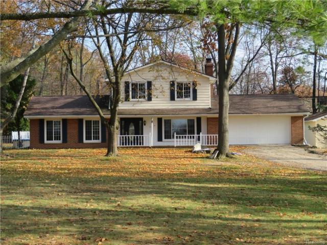 30210 Mirlon Drive, Farmington Hills, MI 48331 (#217103685) :: RE/MAX Nexus