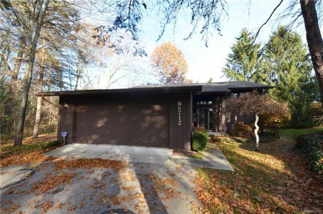 6712 Red Cedar Lane #32, West Bloomfield Twp, MI 48324 (#217103736) :: RE/MAX Classic