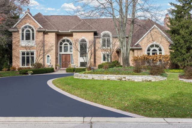 1224 Hidden Lake Drive, Bloomfield Twp, MI 48302 (#217104097) :: Simon Thomas Homes