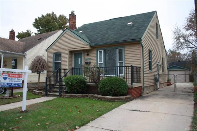 24923 New York Street, Dearborn, MI 48124 (#217104192) :: RE/MAX Classic