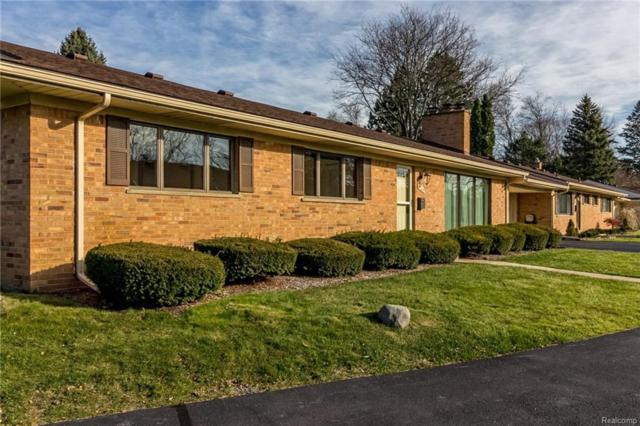 124 E Hickory Grove Road, Bloomfield Hills, MI 48304 (#217104201) :: Simon Thomas Homes