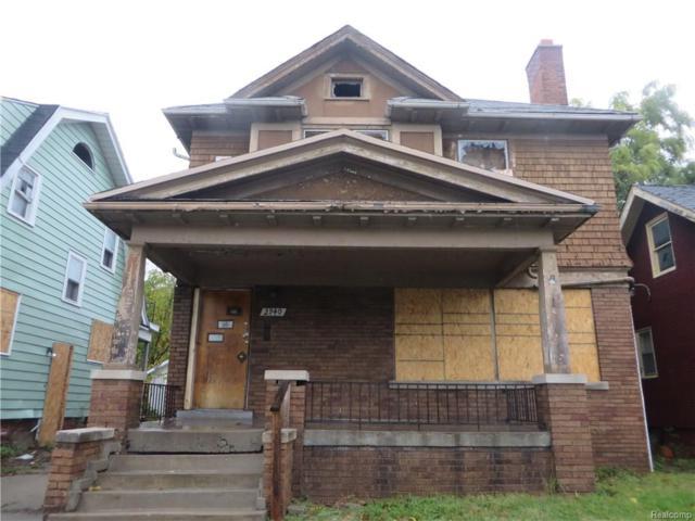 2940 Glynn Court, Detroit, MI 48206 (#217104473) :: RE/MAX Classic
