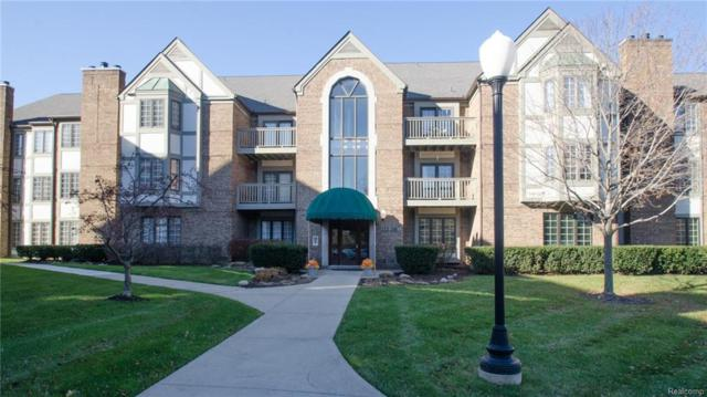 775 Deer Court #104, Plymouth, MI 48170 (#217104769) :: RE/MAX Classic