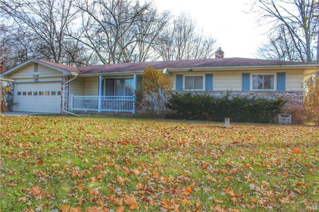 7109 Aldredge Drive, Clayton Twp, MI 48473 (MLS #217104777) :: The Toth Team