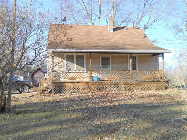 708 S Allen Road, Saint Clair Twp, MI 48079 (#217105068) :: The Buckley Jolley Real Estate Team
