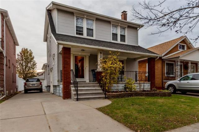 5245 Maple Street, Dearborn, MI 48126 (#217105325) :: RE/MAX Classic