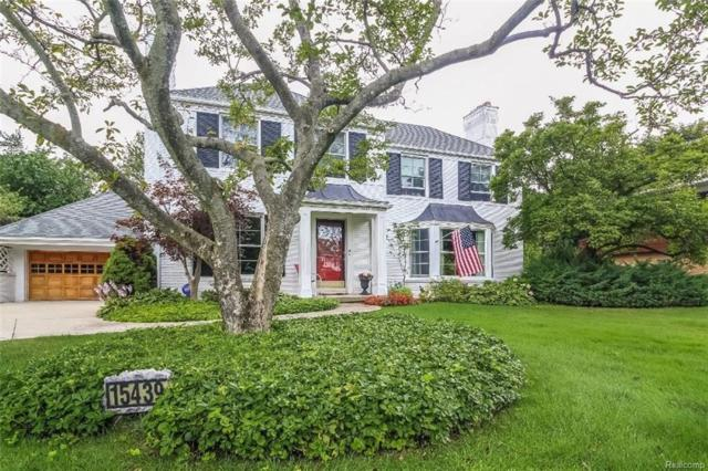 15439 Windmill Pointe Drive, Grosse Pointe Park, MI 48230 (#217105572) :: Duneske Real Estate Advisors