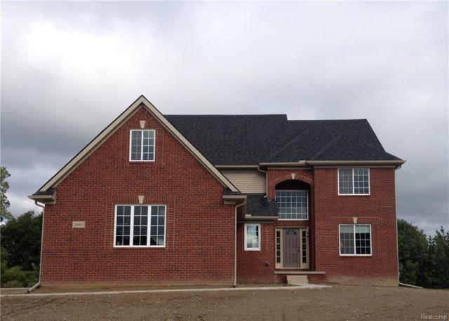 23990 Enclave Drive, Lyon Twp, MI 48178 (#217105728) :: The Buckley Jolley Real Estate Team