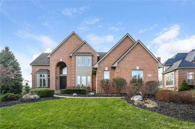 18549 Steep Hollow Court, Northville Twp, MI 48168 (#217105893) :: RE/MAX Classic