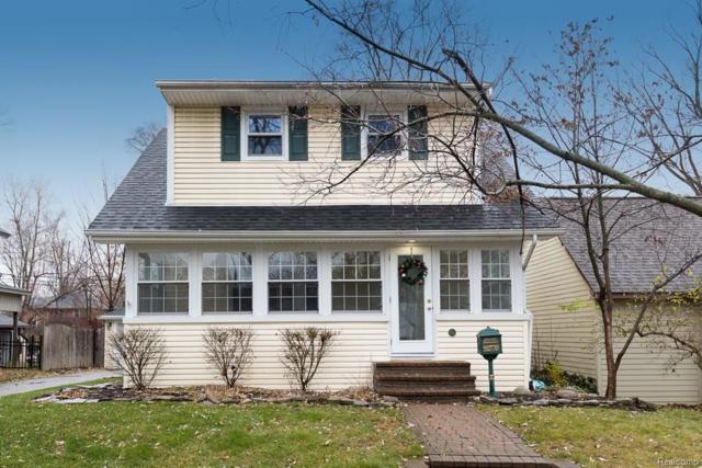 153 Terry Avenue, Rochester, MI 48307 (#217106140) :: Simon Thomas Homes