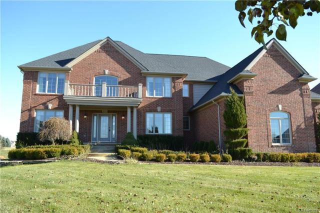 2549 Spyglass Drive, Oakland Twp, MI 48363 (MLS #217106188) :: The Toth Team