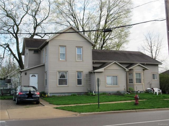604 S Grand Avenue, Fowlerville Vlg, MI 48836 (#217106506) :: The Buckley Jolley Real Estate Team