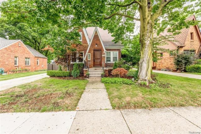 357 Linwood Avenue, Rochester, MI 48307 (#217106575) :: Simon Thomas Homes