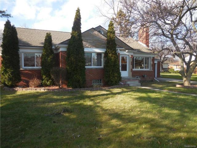 27511 Jefferson Avenue, Saint Clair Shores, MI 48081 (#217106888) :: The Buckley Jolley Real Estate Team