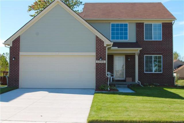 33236 Bay Hill Drive, Romulus, MI 48174 (#217106911) :: RE/MAX Classic