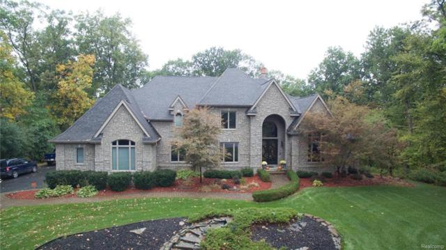 1400 Valley Crest Court, Milford Twp, MI 48381 (#217107128) :: The Buckley Jolley Real Estate Team