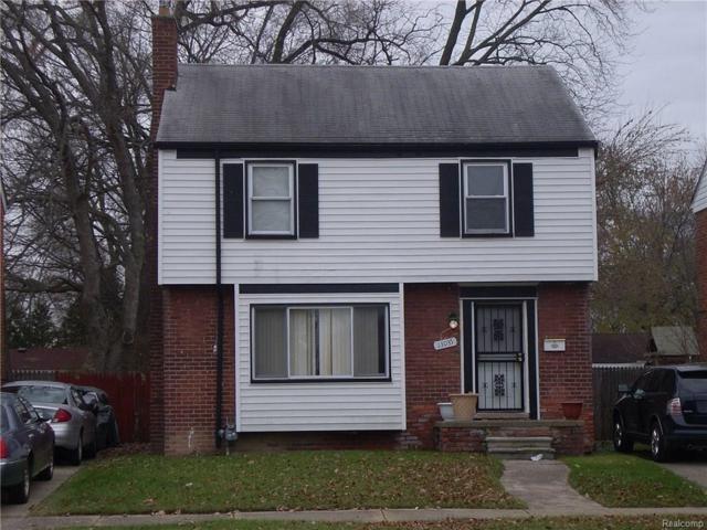13035 Pembroke Avenue, Detroit, MI 48235 (MLS #217107130) :: The Toth Team