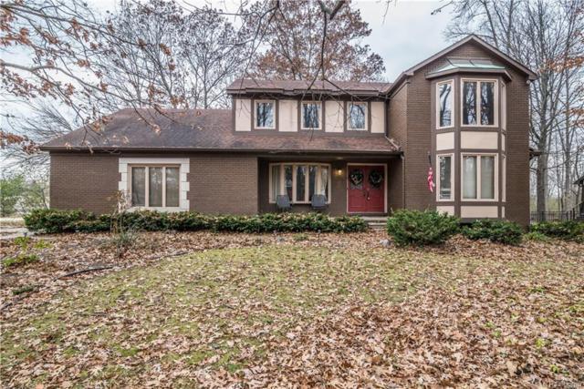 3670 Winter Creek Road, Rochester Hills, MI 48307 (#217107425) :: Simon Thomas Homes