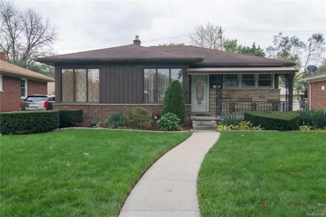 13211 Rosemary Boulevard, Oak Park, MI 48237 (#217107858) :: Metro Detroit Realty Team | eXp Realty LLC