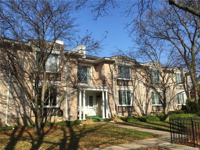 40760 Woodward Avenue #44, Bloomfield Hills, MI 48304 (#217108283) :: Simon Thomas Homes
