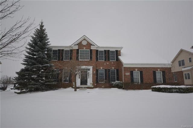 46221 Pinehurst Drive, Northville Twp, MI 48168 (#217108285) :: RE/MAX Classic