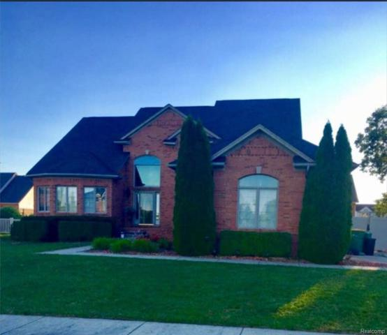 32594 Adam Brown Drive, Brownstown Twp, MI 48173 (#217108351) :: RE/MAX Classic