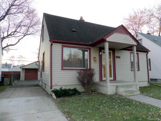 14655 Keppen Avenue, Allen Park, MI 48101 (#217108747) :: Metro Detroit Realty Team   eXp Realty LLC