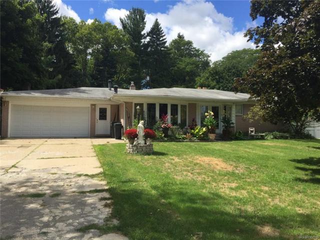 626 Wilwood Road, Rochester Hills, MI 48309 (#217108788) :: Simon Thomas Homes