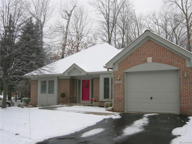 21423 Archwood Circle #24, Farmington Hills, MI 48336 (#217108844) :: RE/MAX Classic
