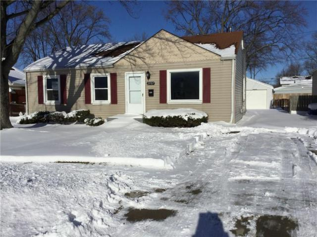 23707 Beverly Street, Saint Clair Shores, MI 48082 (#217109021) :: RE/MAX Classic