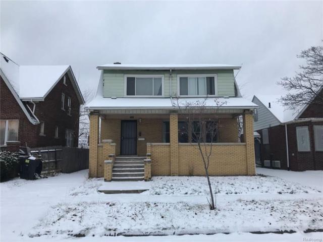 7241 Vaughan Street, Detroit, MI 48228 (#217109038) :: The Buckley Jolley Real Estate Team