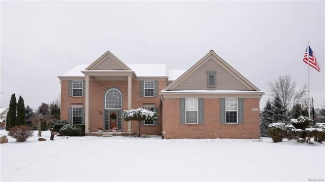 9090 Amaranth, Green Oak Twp, MI 48116 (#217109083) :: The Buckley Jolley Real Estate Team