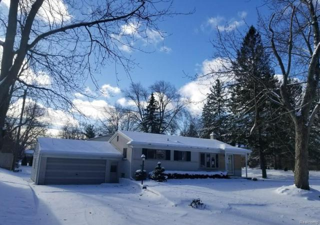 7275 Crestmore Street, West Bloomfield Twp, MI 48323 (#217109087) :: RE/MAX Classic
