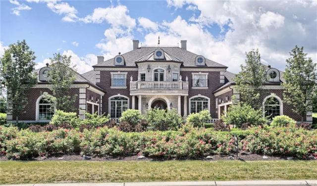 3858 Columbia Drive, Bloomfield Twp, MI 48302 (#217109116) :: Simon Thomas Homes