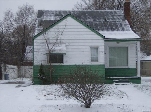 20037 Moenart, Detroit, MI 48234 (#217109186) :: RE/MAX Classic