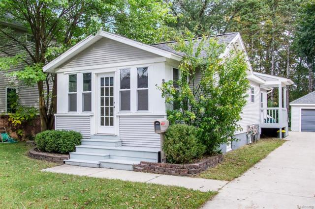 2532 Elizabeth Avenue, Royal Oak, MI 48073 (#217109280) :: RE/MAX Vision
