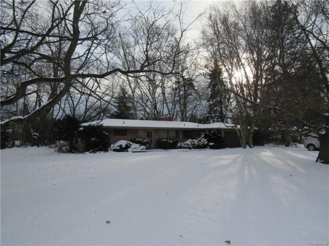 410 Beldale Drive, Troy, MI 48085 (#217109321) :: Simon Thomas Homes