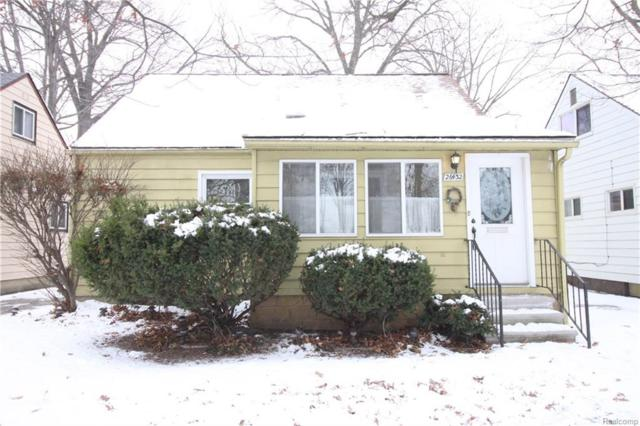 26432 Osmun Street, Madison Heights, MI 48071 (#217109362) :: RE/MAX Vision