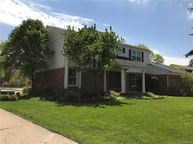 2957 Brentwood Road, West Bloomfield Twp, MI 48323 (#217109576) :: RE/MAX Classic