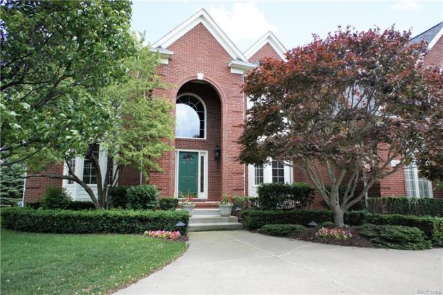 3891 White Tail Drive, Oakland Twp, MI 48306 (MLS #217109602) :: The Toth Team